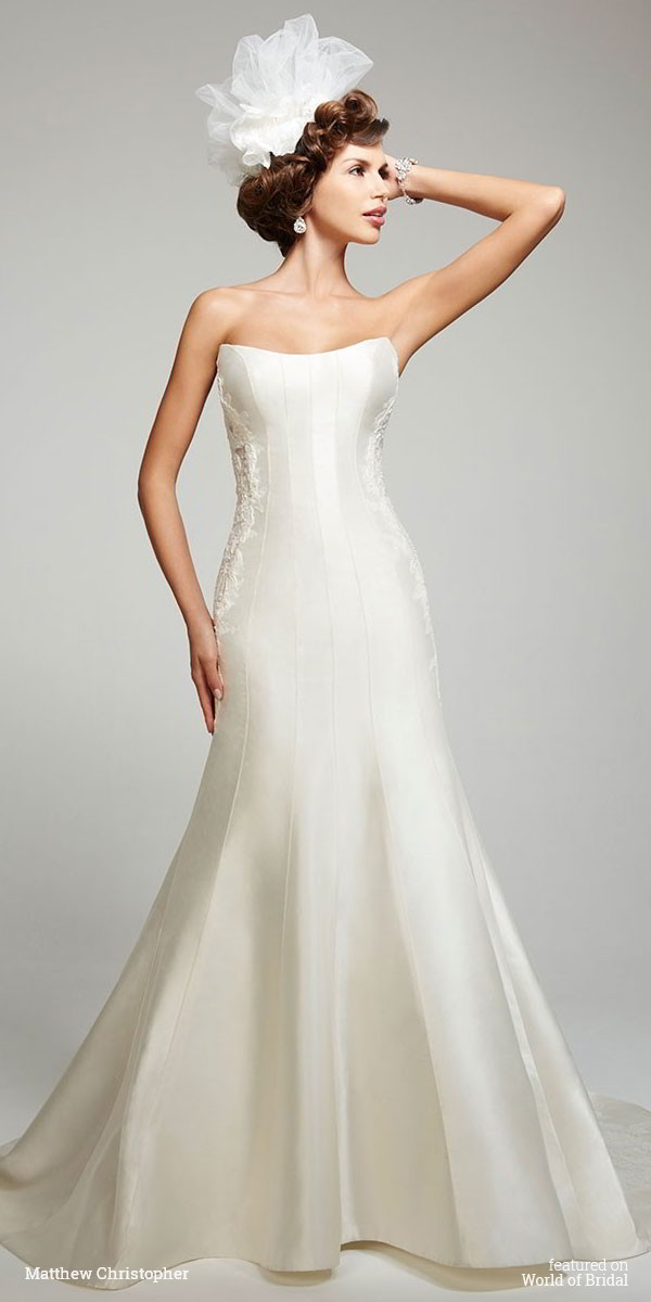 Matthew Christopher 2016 Wedding Dresses World Of Bridal