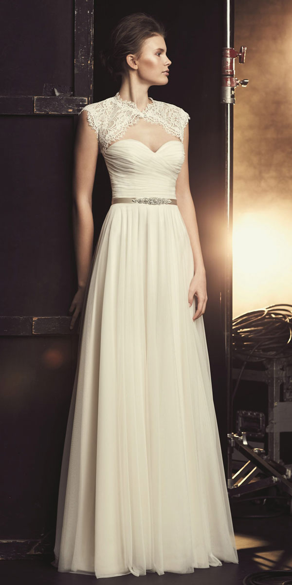 Mikaella Bridal Fall 2016 : Gorgeous Wedding Gowns With Glamorous ...