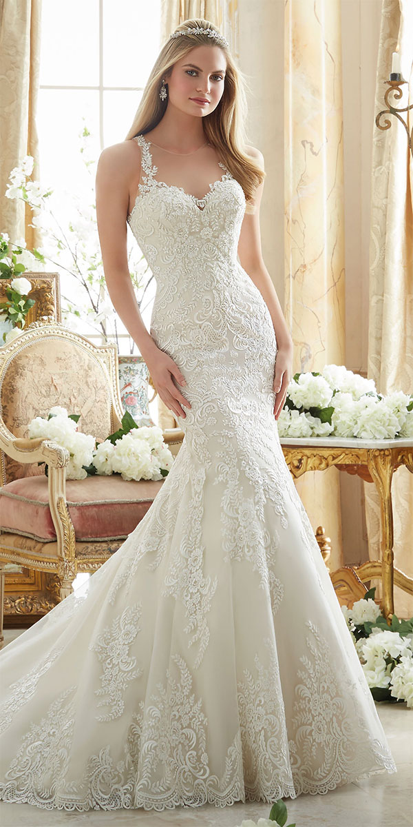 Mori Lee by Madeline Gardner Fall 2016 Wedding Dresses - World of Bridal