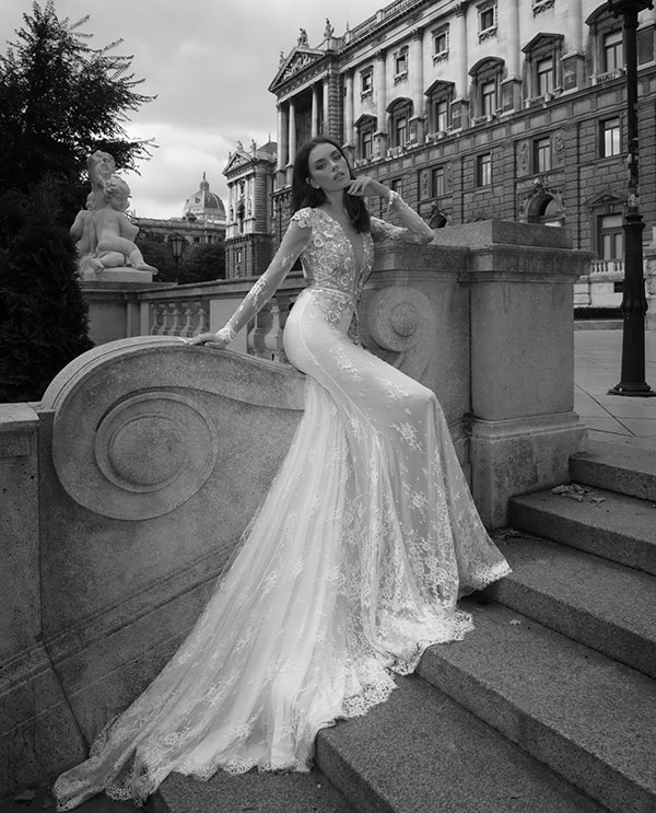 Haute Couture Wedding Gown: Ester Haute Couture 2016 Bridal Collection Is All About