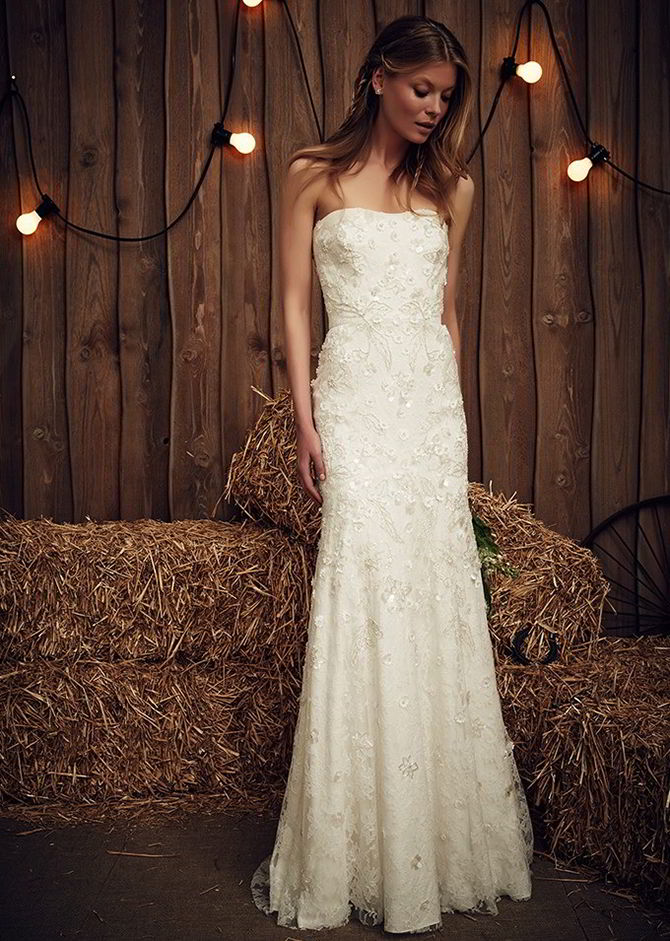 Jenny packham 2017 wedding dresses with sophisticated for Jenny packham sale wedding dresses