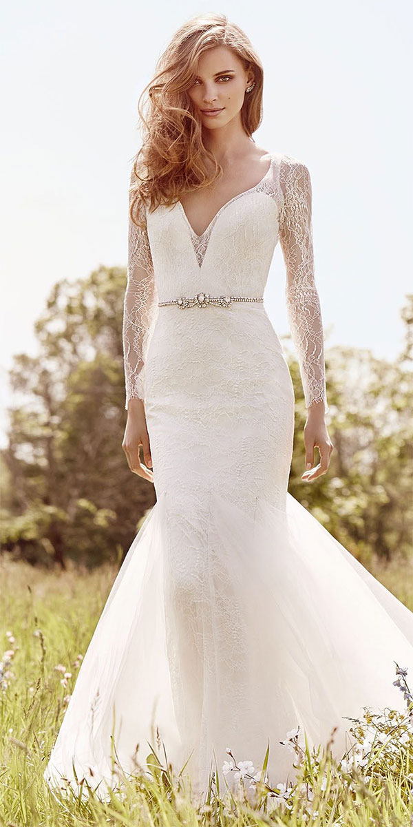 Jim Hjelm by Hayley Paige Fall 2016 Wedding Dresses - World of Bridal