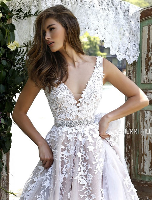 Celebrate Love With Sherri Hill 2016 Wedding Dresses - World of Bridal