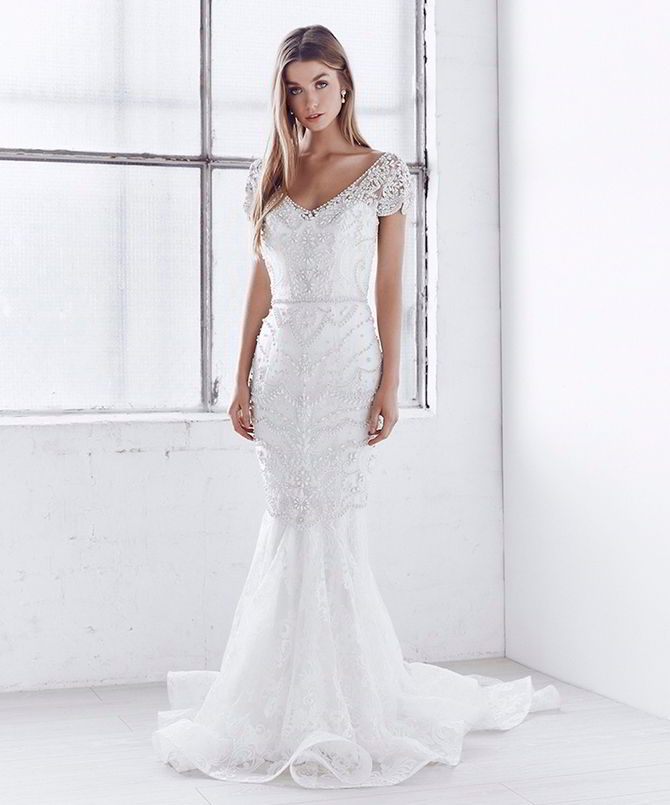 Anna Campbell 2019 Wedding Dresses: Anna Campbell 2017 'CEREMONY' Bridal Collection