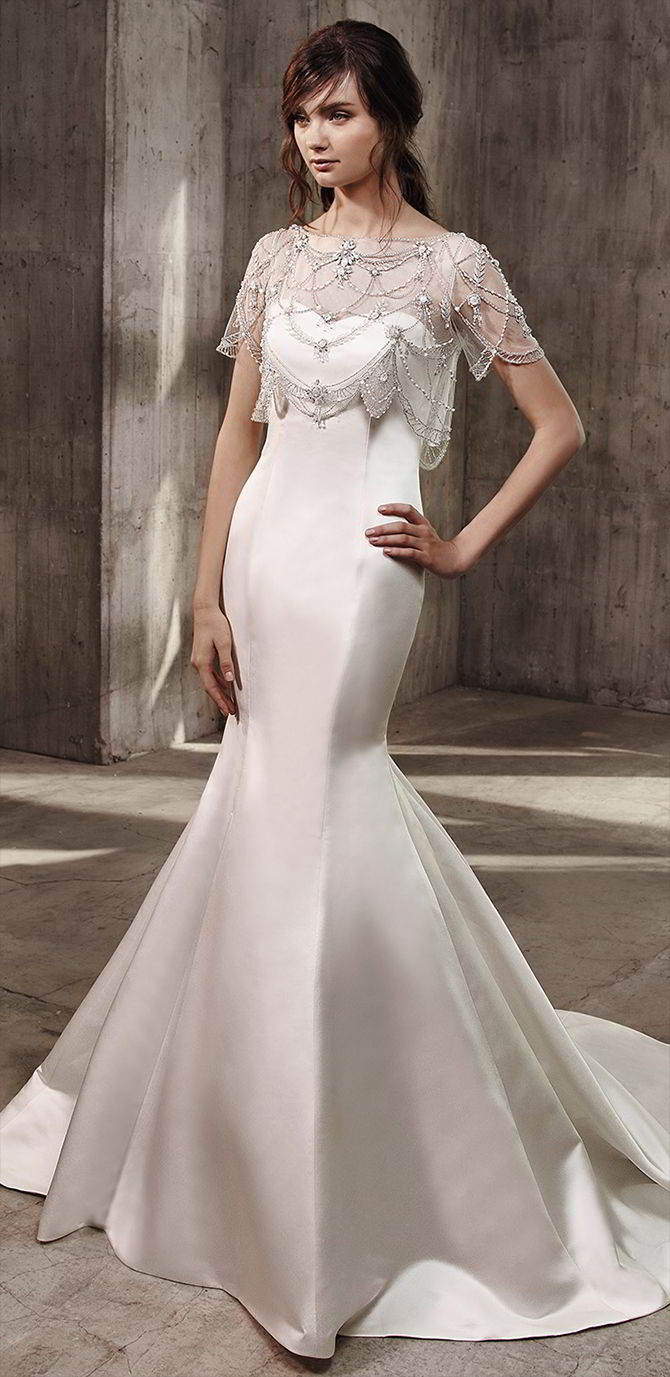 Badgley Mischka 2017 Wedding Dress