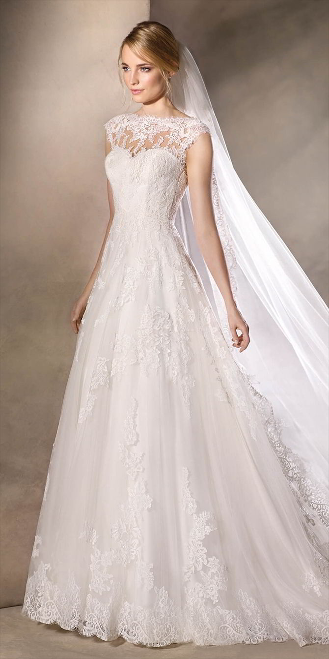 La sposa 2017 wedding dresses world of bridal for La sposa wedding dress