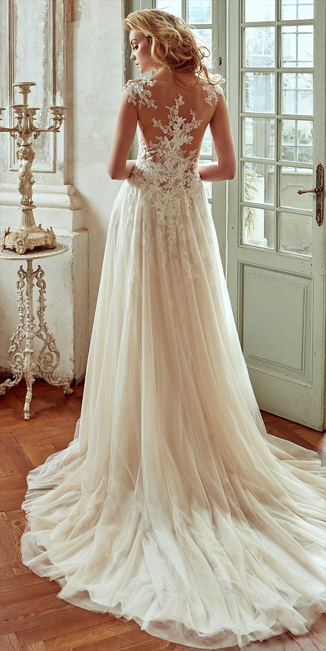 Nicole Spose 2017 Wedding Dresses World Of Bridal