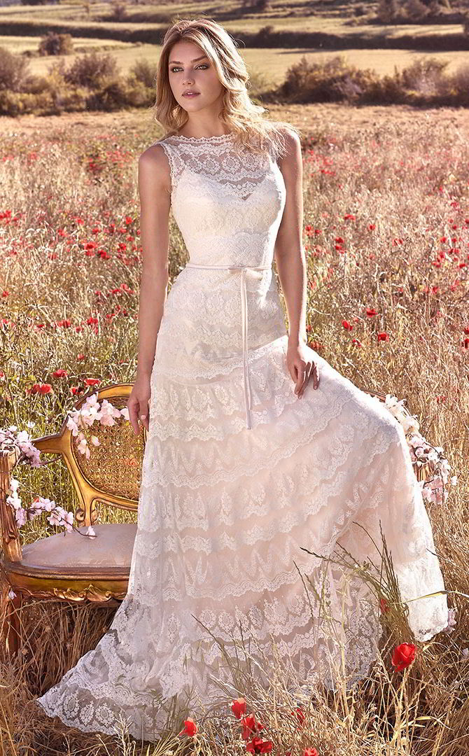 Novia D Art 2017 Wedding Dress