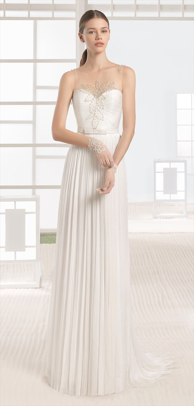 Luxury low back bras wedding dress collection princess for Low cut bra for wedding dress