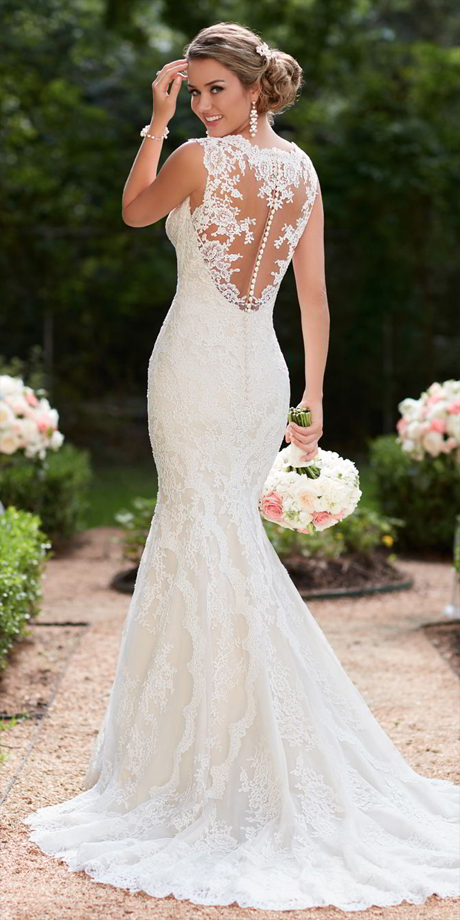 Stella york spring 2017 wedding dresses world of bridal for Spring wedding dresses 2017
