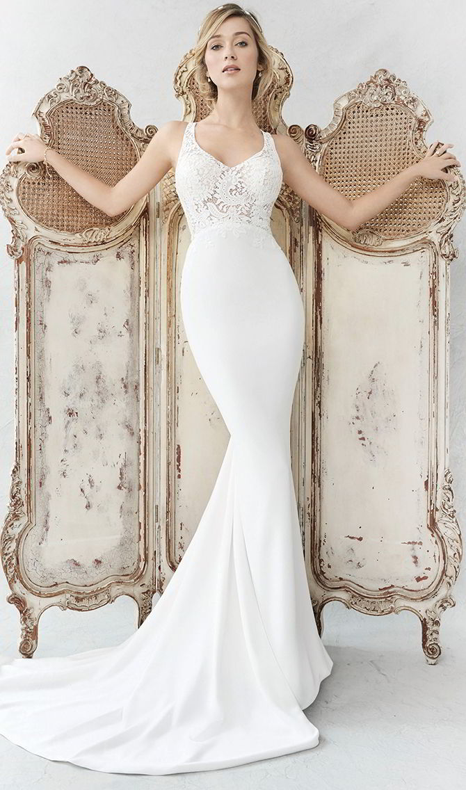 Ella Rosa Spring 2017 Wedding Dresses - World of Bridal