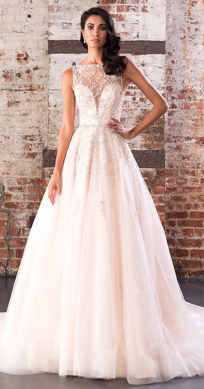 Justin Alexander Signature Spring 2017 Wedding Dresses - World of Bridal