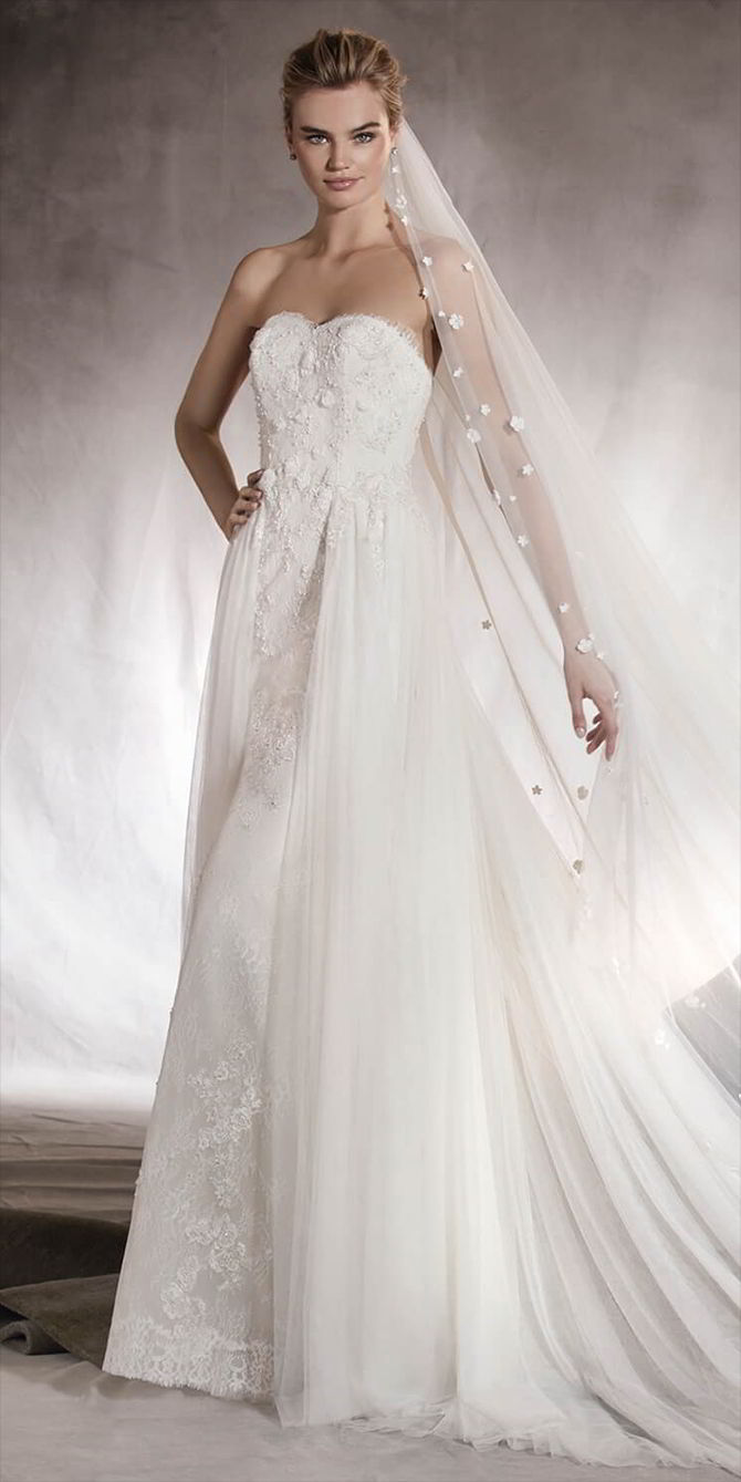 Pronovias 2017 Wedding Dresses - World of Bridal