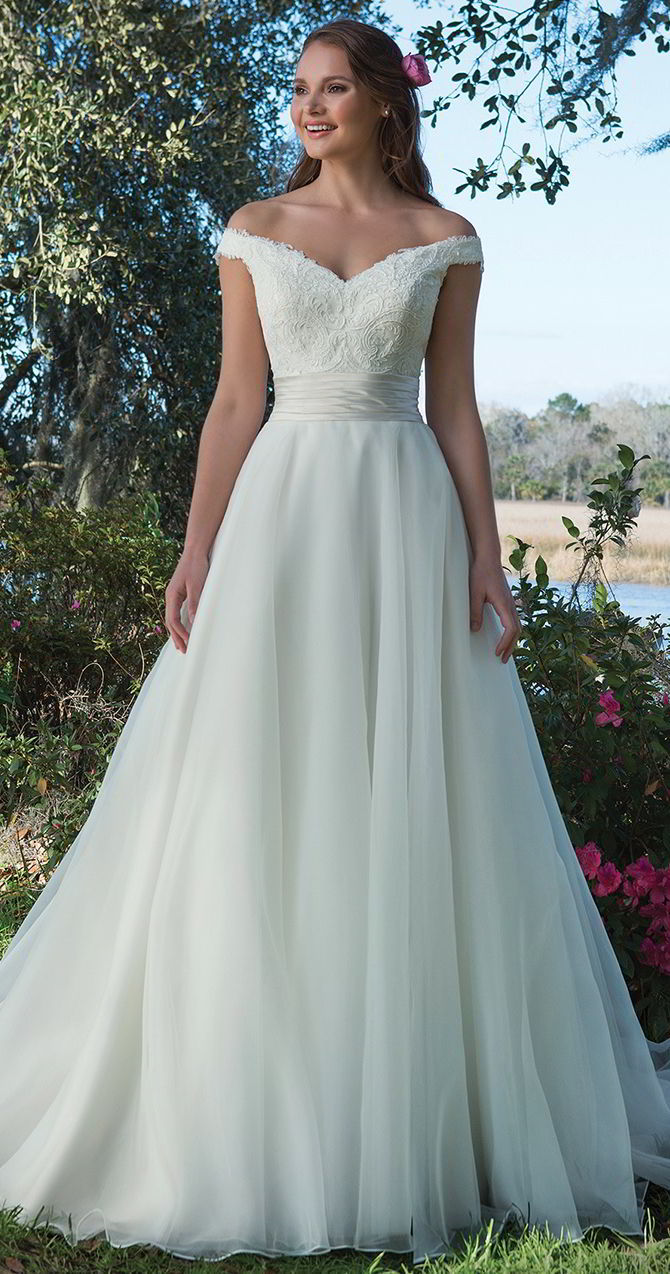 Sweetheart Gowns Spring 2017 Wedding Dresses - World of Bridal