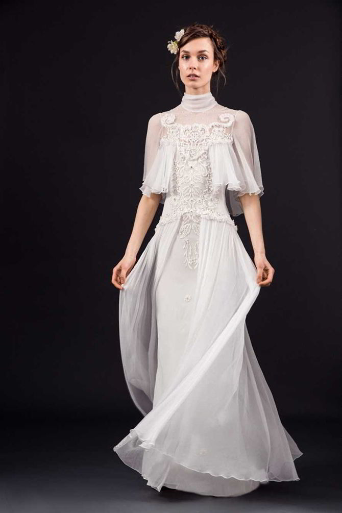 Temperley london spring 2017 wedding dresses world of bridal for Spring wedding dresses 2017