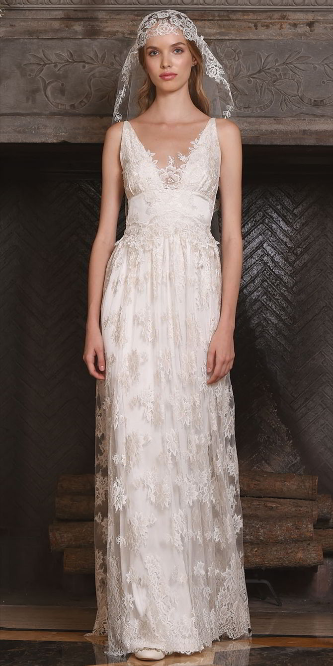 Claire pettibone fall 2017 couture wedding dresses world for Where to buy claire pettibone wedding dress