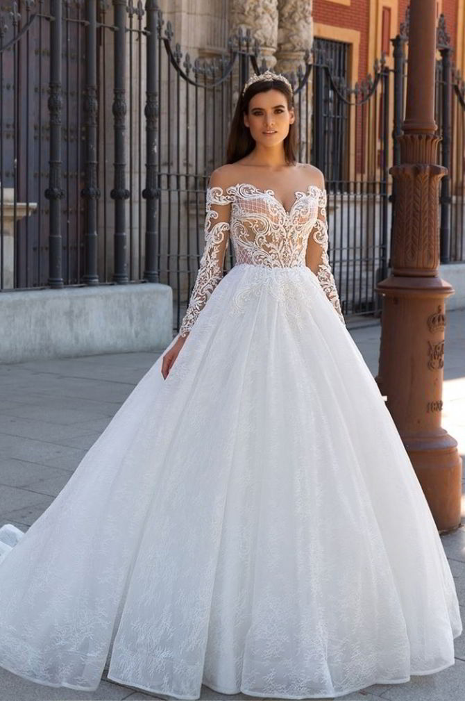 Crystal Design 2017 Wedding Dresses - World of Bridal