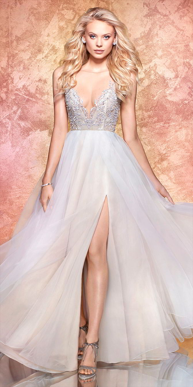 Hayley paige spring 2017 wedding dresses world of bridal for Hayley paige wedding dresses 2017
