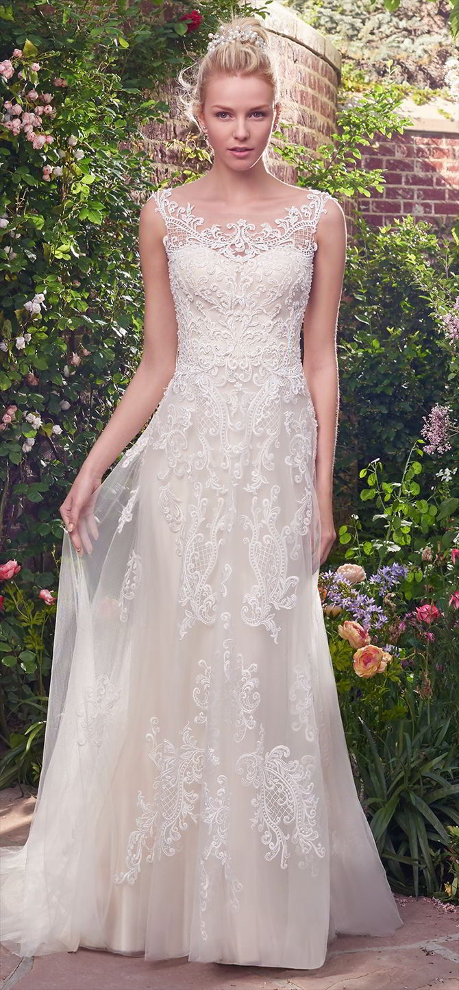 Rebecca Ingram Spring 2017 Wedding Dresses World Of Bridal