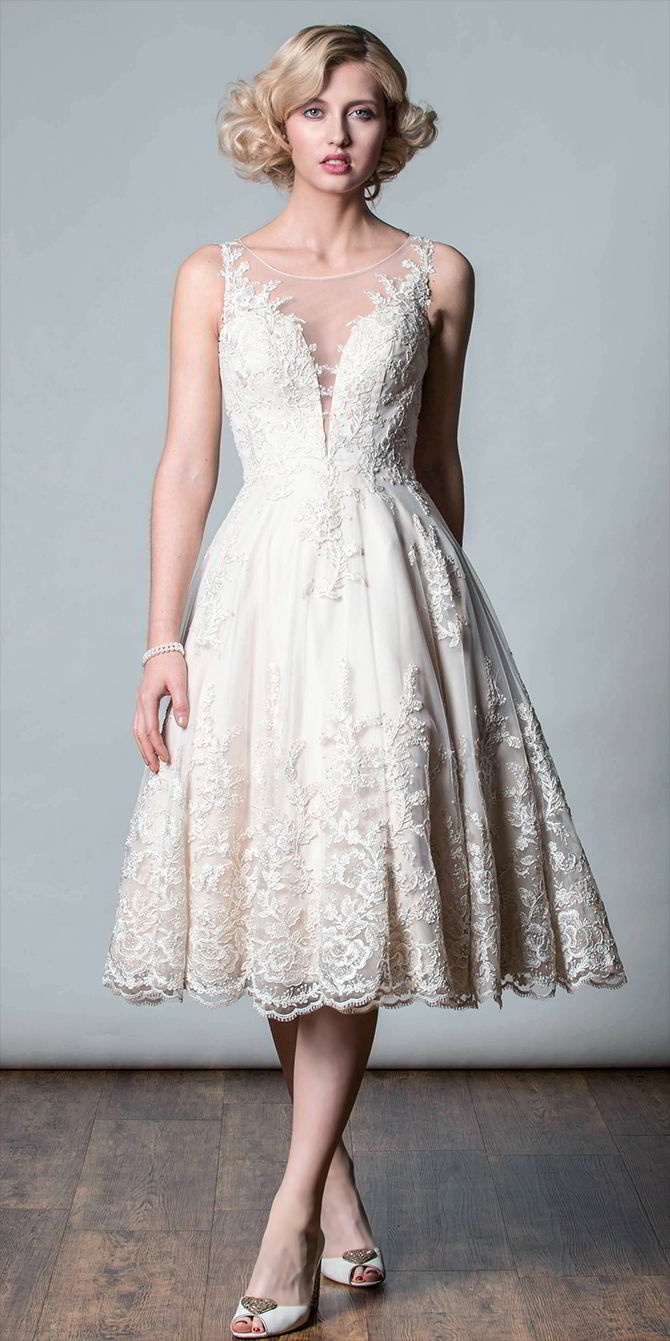 Rita Mae Spring 2017 Wedding Dress