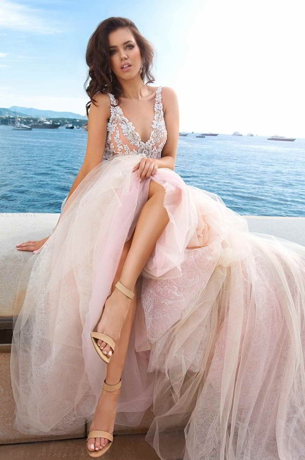 Crystal Design Haute Couture 2017 Wedding Dresses - World of Bridal