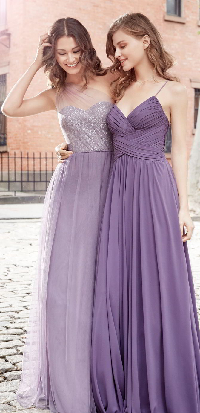 Hayley Paige Occasions Spring 2017 Bridesmaids Dresses - World of Bridal