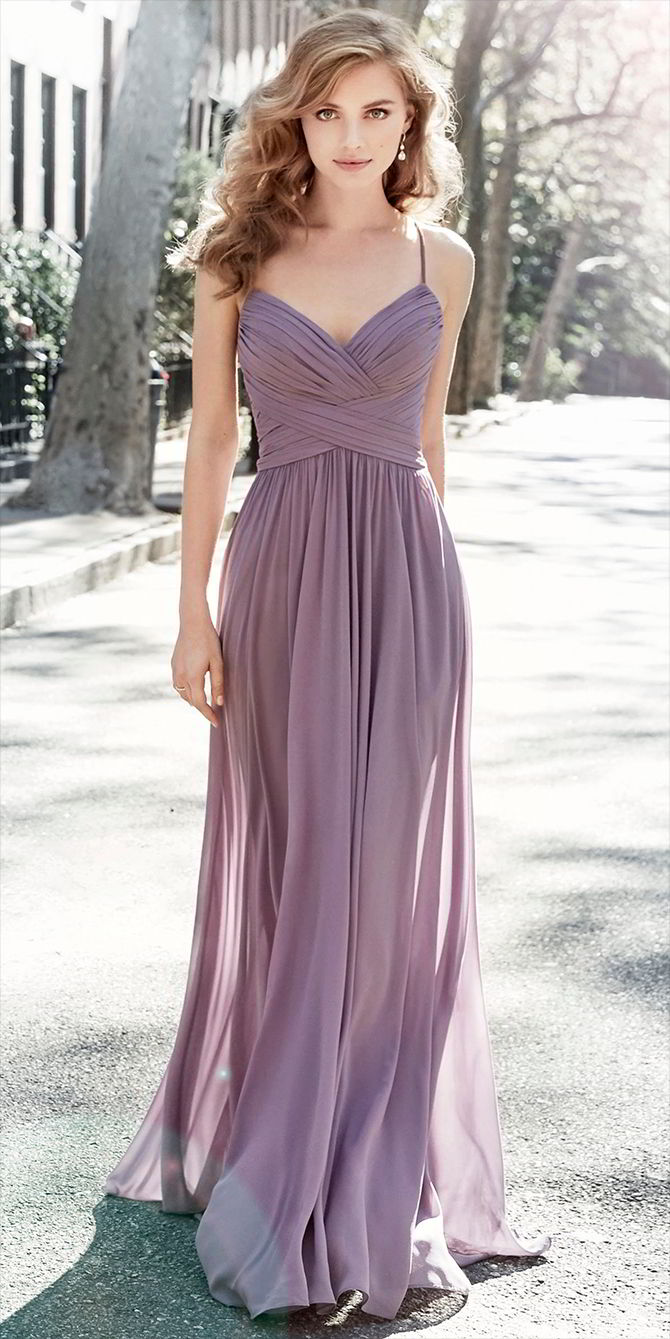 Hayley Paige Occasions Spring 2017 Bridesmaids Dresses