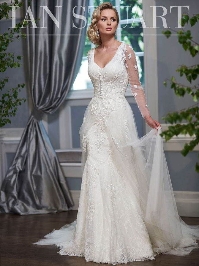 Ian Stuart 2017 Wedding Dresses