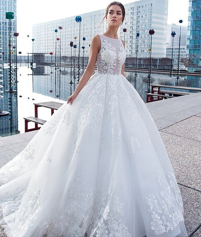 Lorenzo Rossi 2017 \'Divine Affection\' Wedding Dresses - World of Bridal