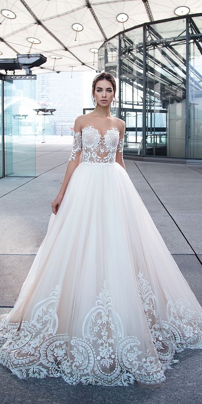 Lorenzo Rossi 2017 Divine Affection Wedding Dresses