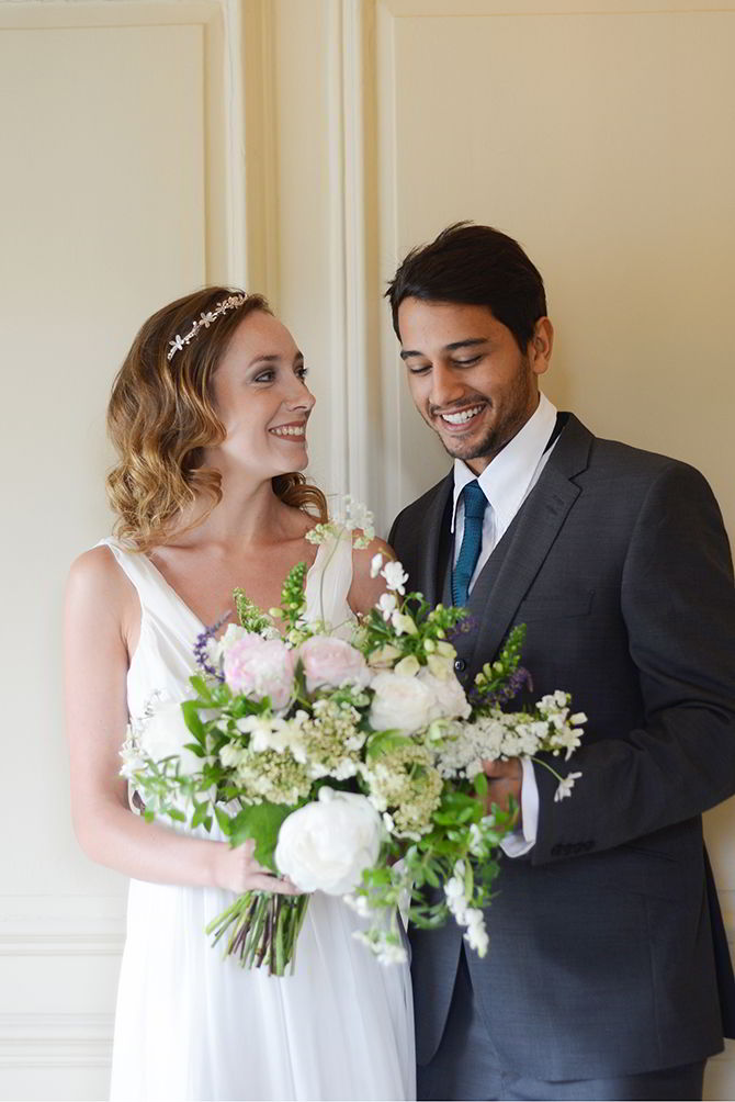 Morden Hall Styled Wedding - Eva Tarnok Photography