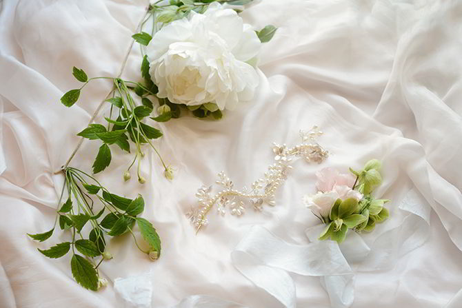Wedding Jewellery - Morden Hall Styled Wedding - Eva Tarnok Photography