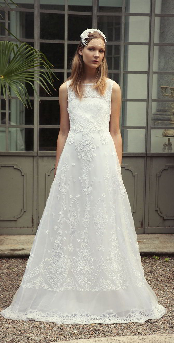 Alberta Ferretti 2017 Wedding Dress
