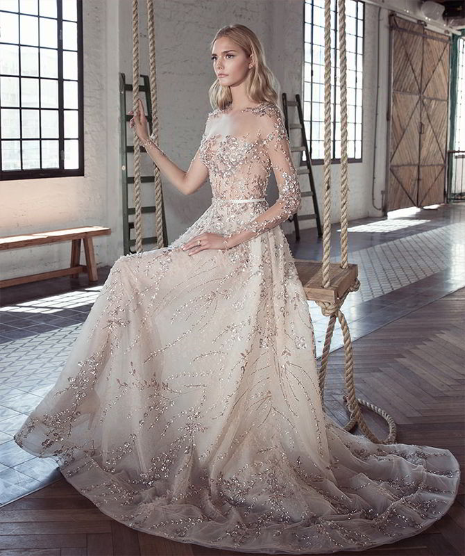 Lee Petra Grebenau 2017 Wedding Dresses - World of Bridal