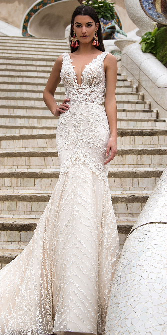 Milla Nova 2017 Wedding Dresses - World of Bridal