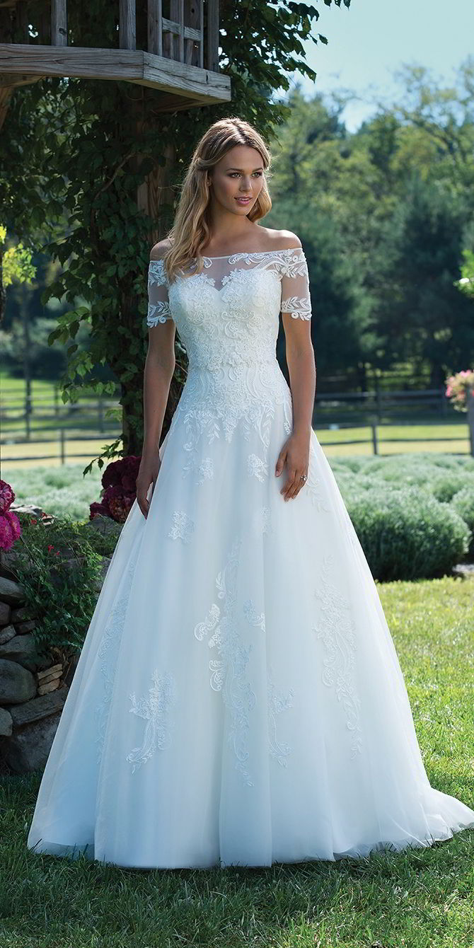 Sincerity Bridal Fall 2017 Wedding Dresses - World of Bridal