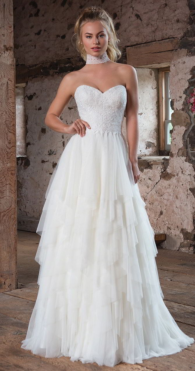 Sweetheart Gowns Fall 2017 Bridal Collection - World of Bridal