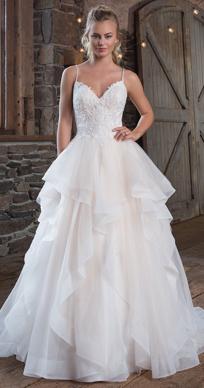Sweetheart Gowns Fall 2017 wedding ball gown