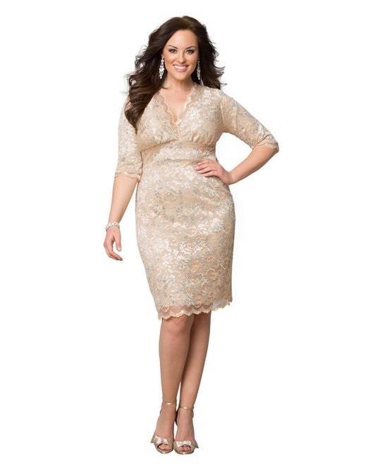 Mother of The Bride Plus Size Dresses - World of Bridal