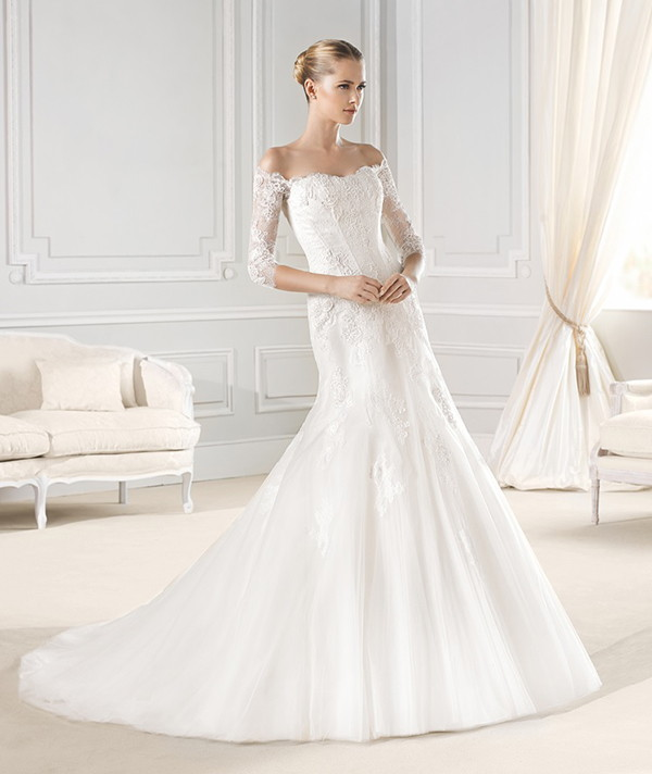 James Clifford Wedding Gowns: La Sposa 2015 Spring Bridal Collection