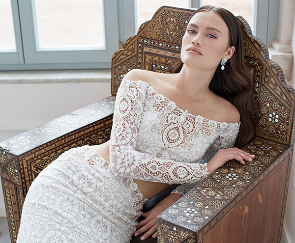 3e8fa39ce05 Hadas Cohen 2015 Wedding Dresses - World of Bridal
