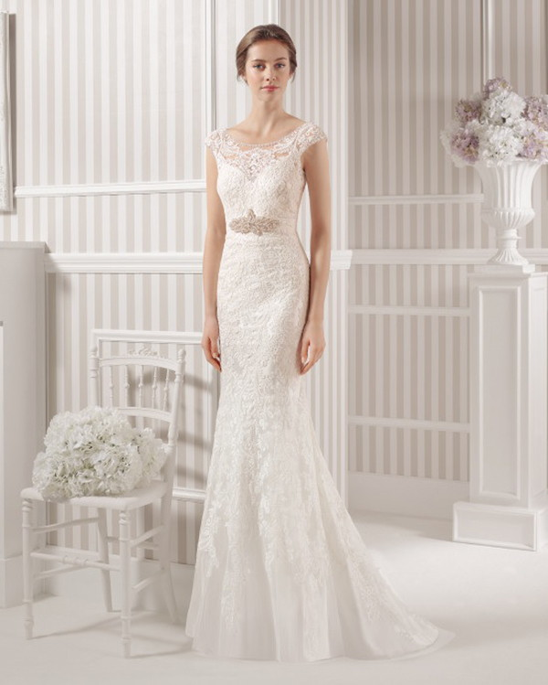 Bride Gowns 2015: Luna Novias 2015 Wedding Dresses