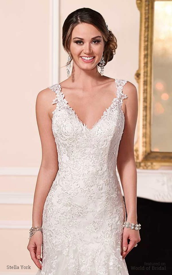 48b4d7e6772 Stella York New Collection Wedding Dresses For Spring 2016 - Wedding ...
