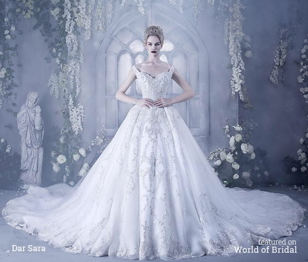 Dar Sara 2016 Wedding Dress