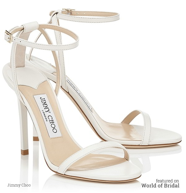 8d6f3ef4c448 Jimmy Choo 2016 Bridal Shoes Collection - World of Bridal