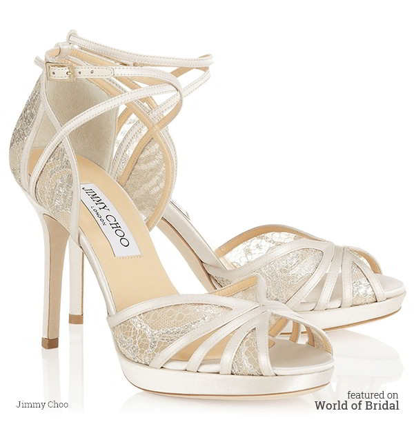 2c525ce0ab1f Jimmy Choo 2016 Bridal Shoes Collection - World of Bridal