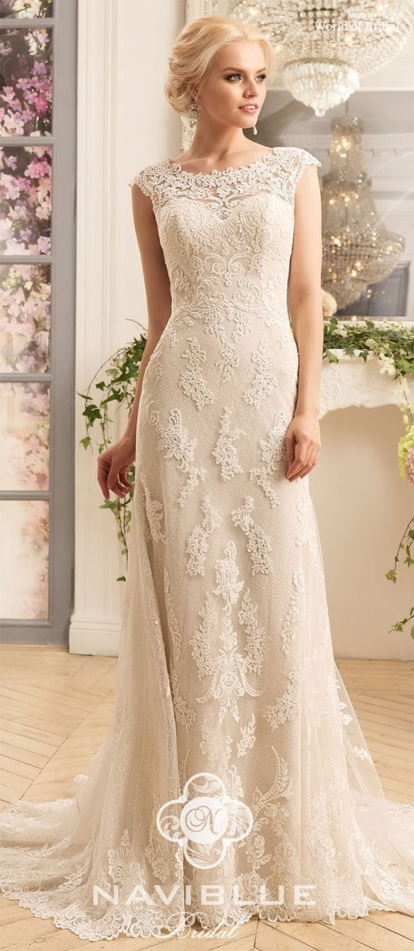 cream wedding dresses naviblue 2016 wedding dresses world of bridal 3176