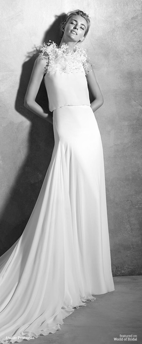 19cc8c6f7cc Atelier Pronovias 2016 Wedding Dresses - World of Bridal