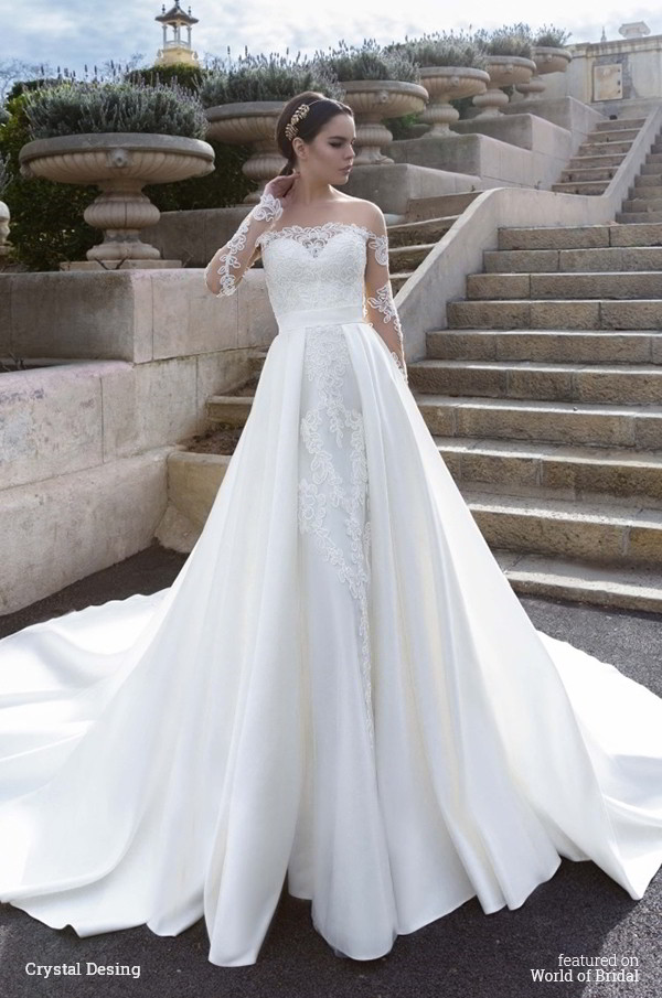 wedding dress designer design 2016 wedding dresses world of bridal 9210