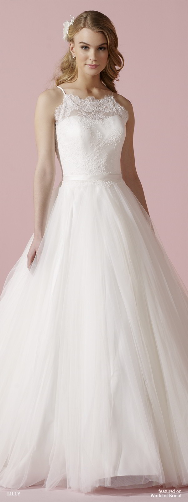 Lilly 2016 Wedding Dress